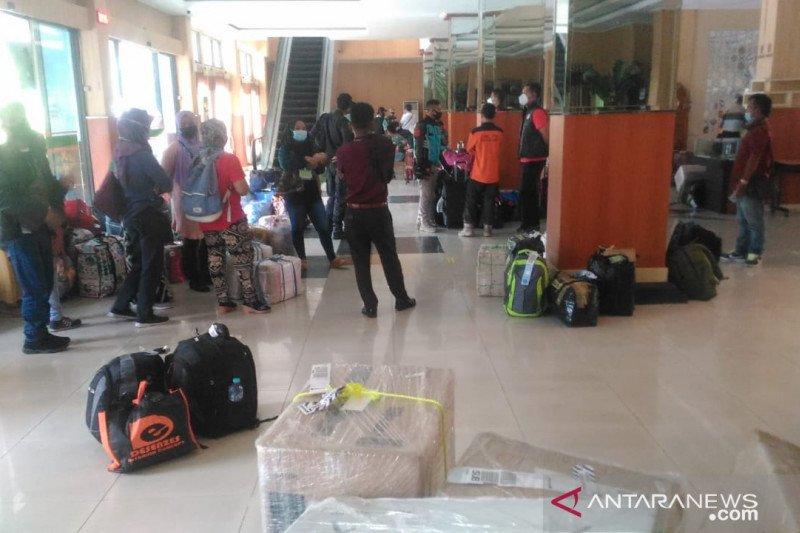 39 Pekerja migran Indonesia pulang ke Jember jelang Lebaran