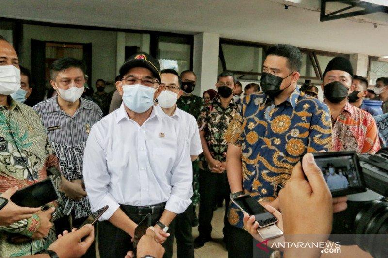 Menko PMK sebut Medan pintu masuk pekerja migran jelang Lebaran