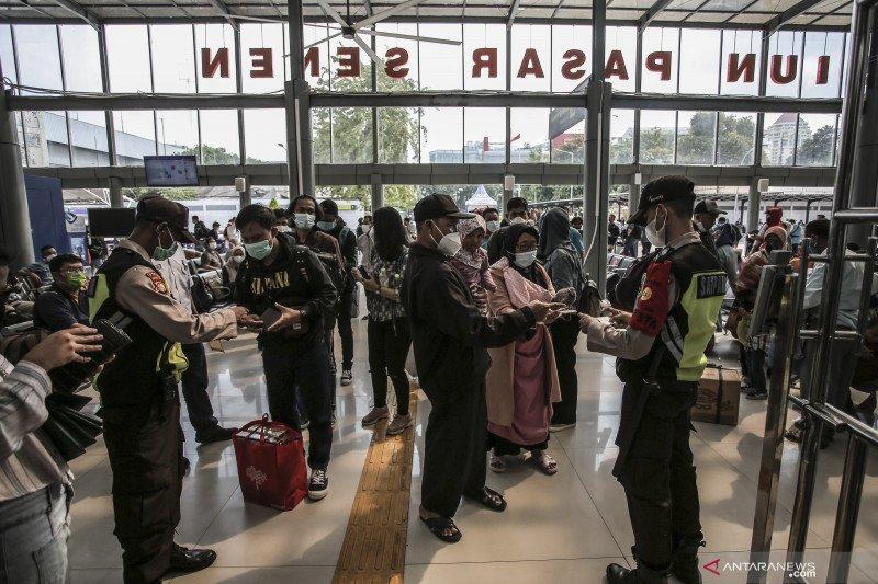 Pemudik kembali ke Jakarta wajib bawa surat bebas COVID-19