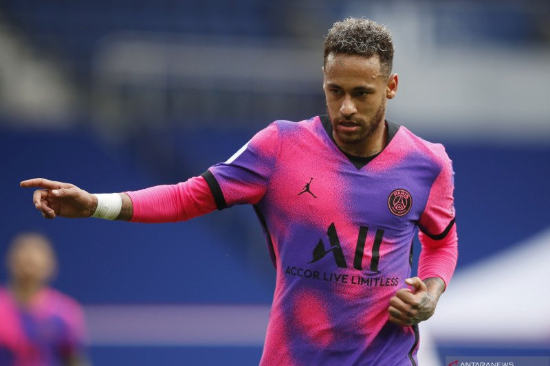 Neymar siap lakukan apa pun demi bungkam Manchester City