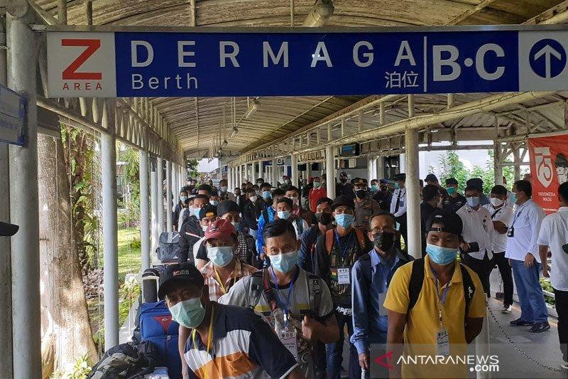 Pelayaran Malaysia-Batam dibatasi selama larangan mudik Lebaran 2021
