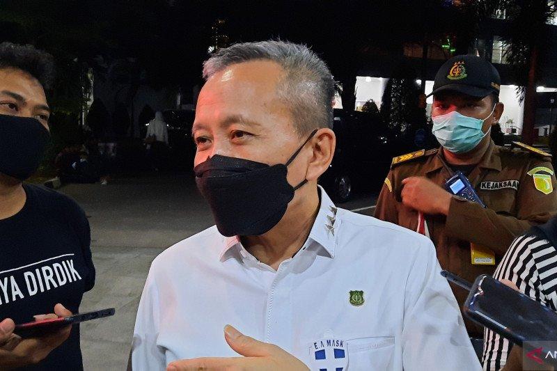 Kejagung awasi perkara kasus dugaan korupsi Masjid Sriwijaya