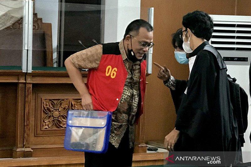 Majelis Hakim PN Jaksel kabulkan penangguhan penahanan Jumhur Hidayat