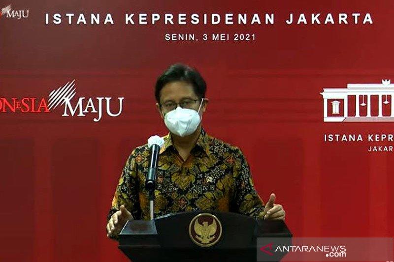 Menteri Kesehatan: Tiga varian virus corona sudah masuk ke Indonesia