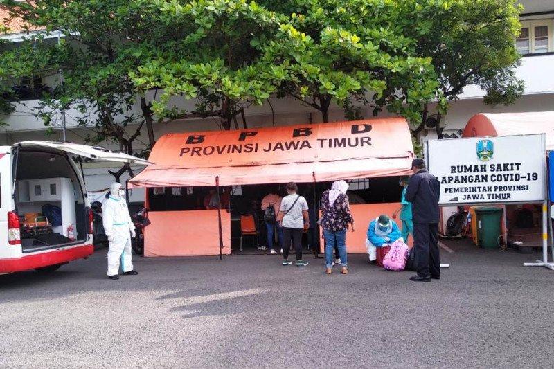 RS Lapangan Indrapura rawat 34 PMI terkonfirmasi COVID-19
