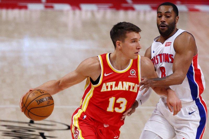 Bekap Blazers, Hawks catat kemenangan kandang keenam berturut-turut