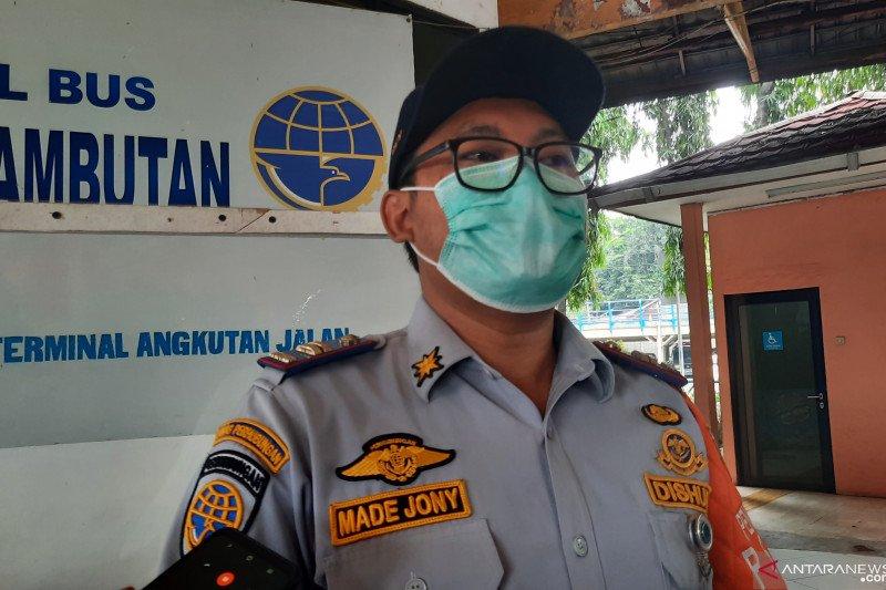 Penumpang bus AKAP Terminal Kampung Rambutan naik 30 persen