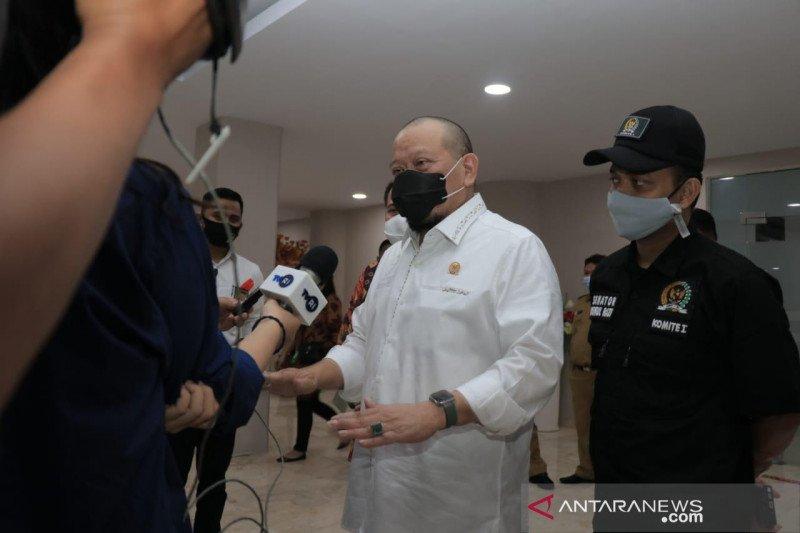 Ketua DPD dorong prosedur karantina bagi pekerja migran yang kembali
