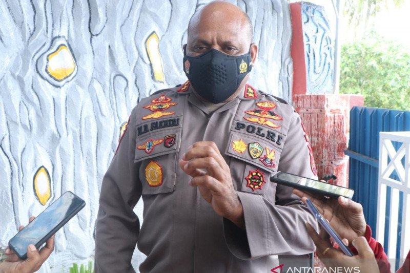 Kapolda Papua: Penegakan hukum sampai Kabupaten Puncak bersih dari KKB