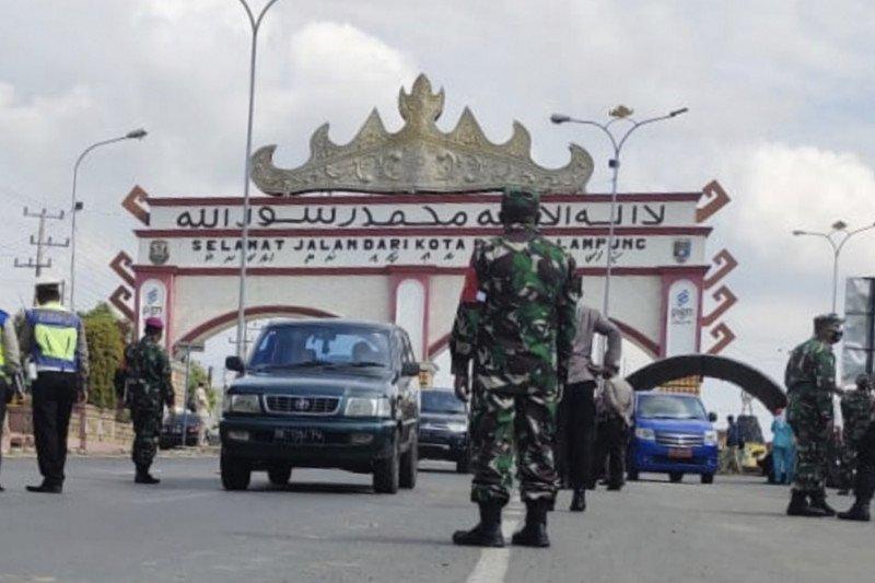 Dinkes Lampung siapkan tes cepat antigen di titik penyekatan