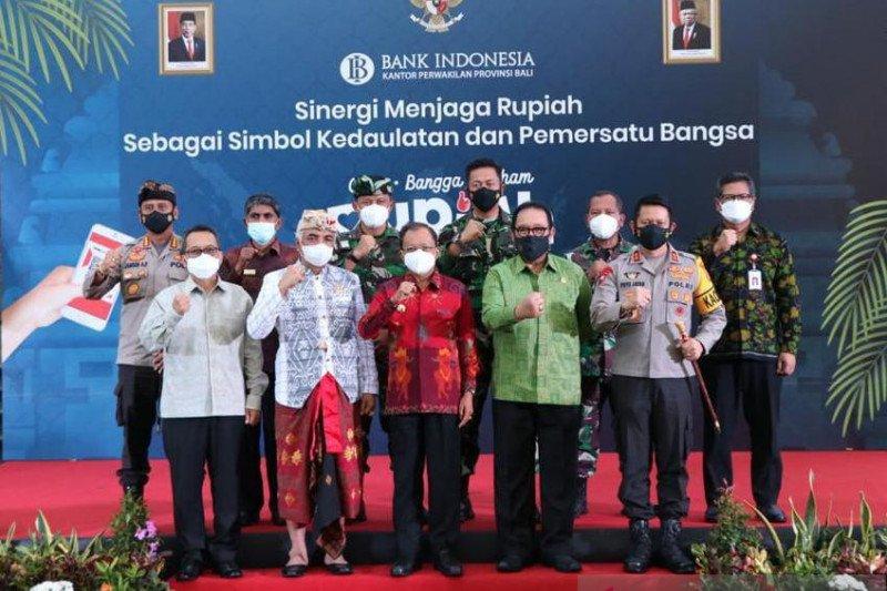 BI ajak tokoh Bali sinergi jaga rupiah simbol kedaulatan bangsa