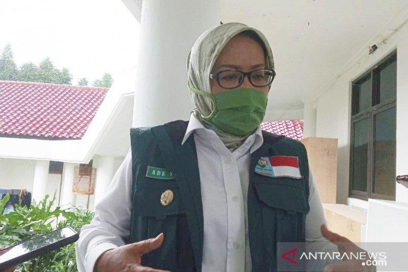 Bupati Bogor imbau warga tetap waspada saat kasus COVID-19 melandai