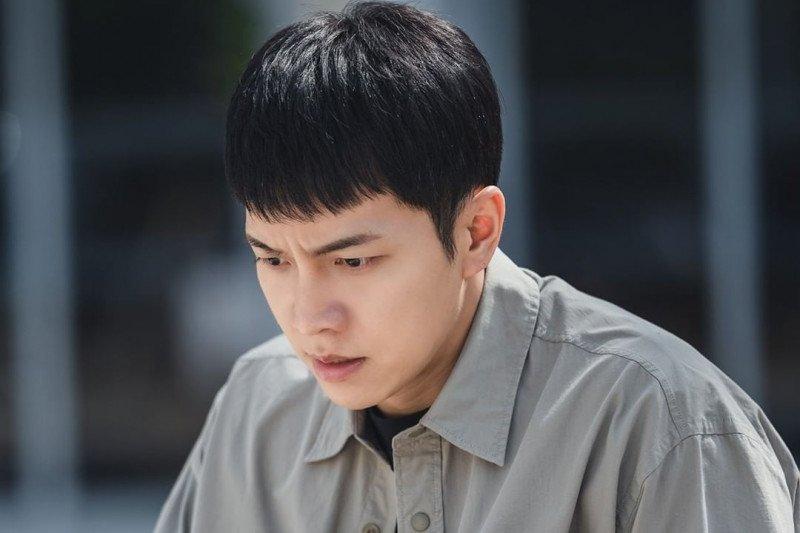 Lee Seung Gi penuh ketakutan pada episode