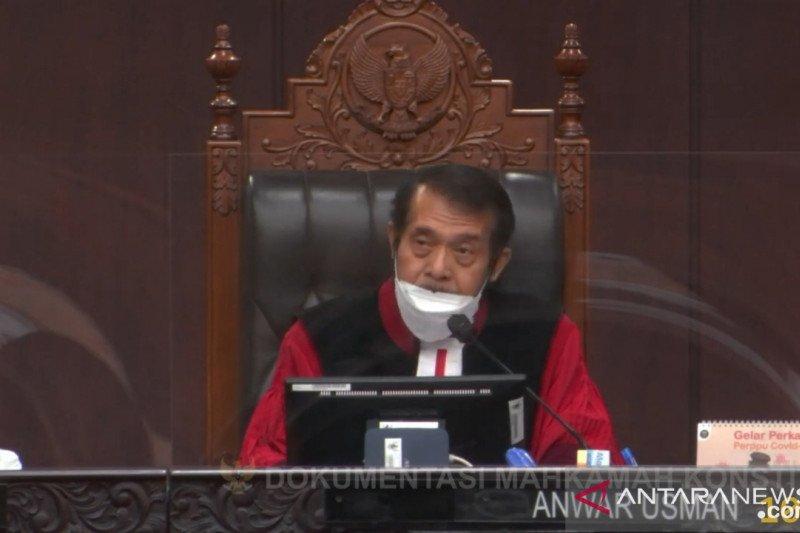 MK kabulkan sebagian gugatan Partai Garuda tentang UU Pemilu