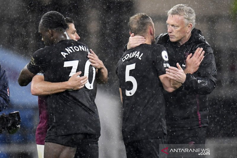 Bagi Moyes yang terpenting West Ham tuntaskan pekerjaan dengan baik