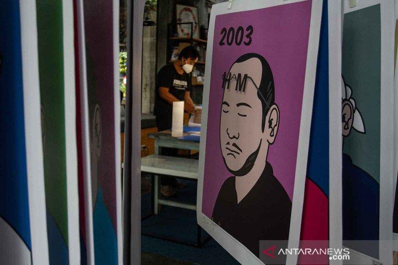 Pameran Memorabilia Wartawan Udin