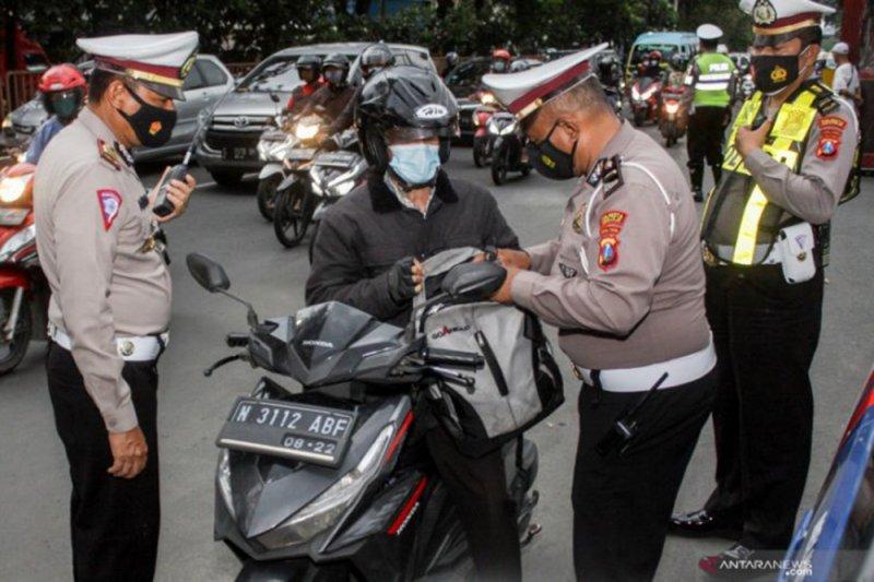 411 petugas gabungan disiagakan di 17 titik perbatasan Surabaya