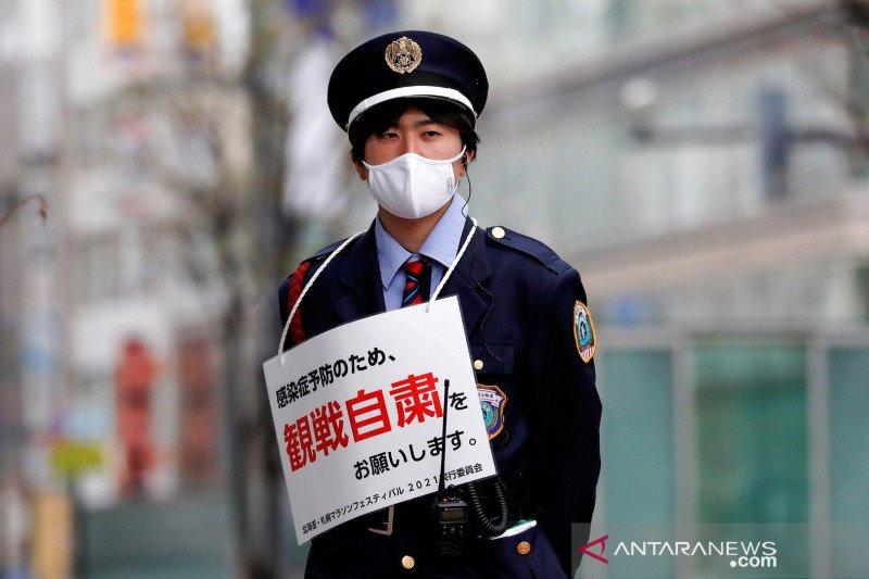 10 pekan jelang Olimpiade Jepang tambah 3 prefektur berstatus darurat