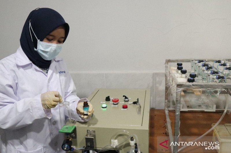 Balitbangtan ekspose uji lanjutan eucalyptus pada virus SARS-COV-2