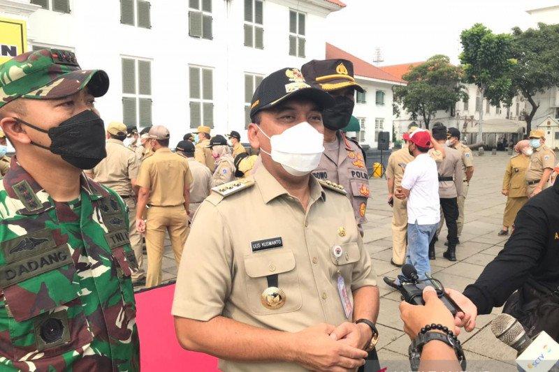 Operasi Ketupat Jakbar diarahkan pada penerapan prokes