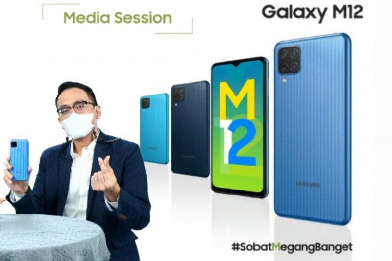 Samsung mulai gelar flash sale Galaxy M12, intip harganya