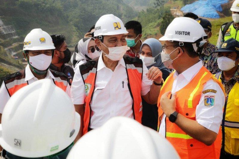 Luhut minta penanganan banjir Jakarta dilakukan terintegrasi