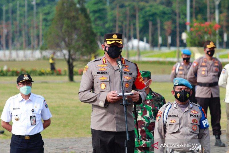 Polisi siap bubarkan takbir keliling