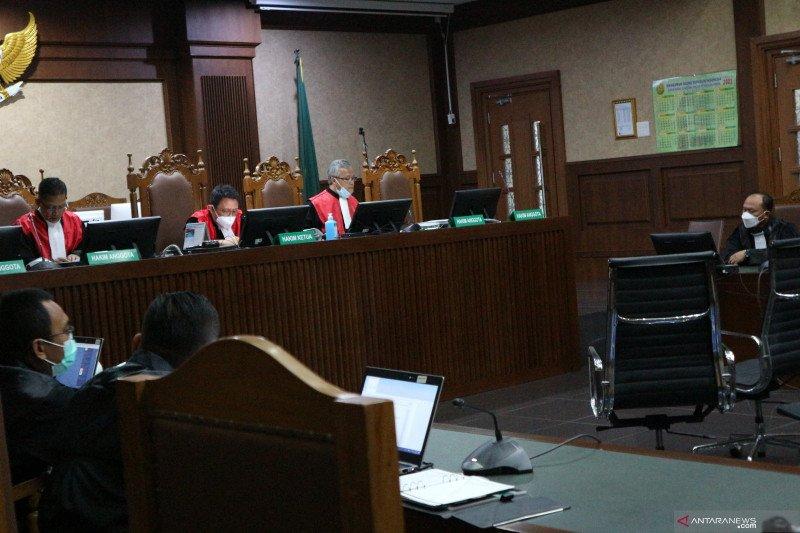 Konsultan hukum divonis 4 tahun penjara karena suap Juliari Batubara