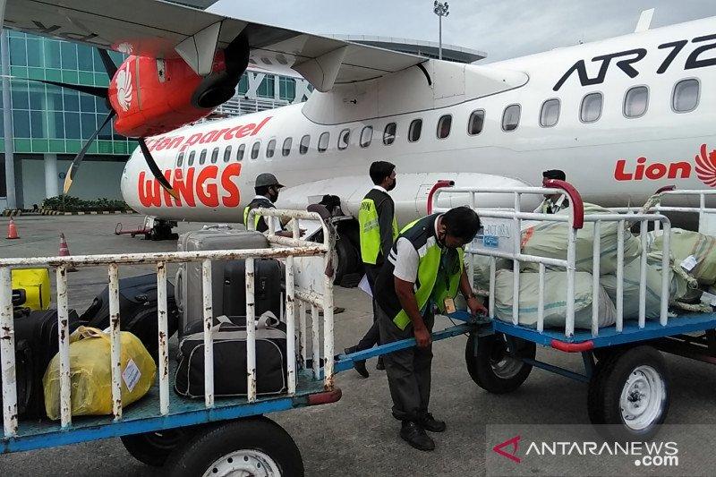 Bandara Sepinggan tetap dibuka untuk penerbangan logistik