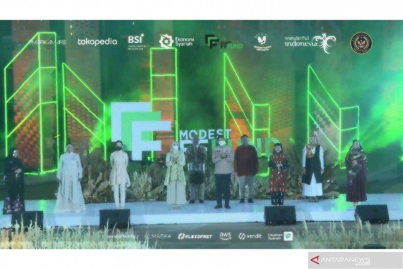 Kemenparekraf tampilkan 20 karya terpilih Modest FFFund 2021