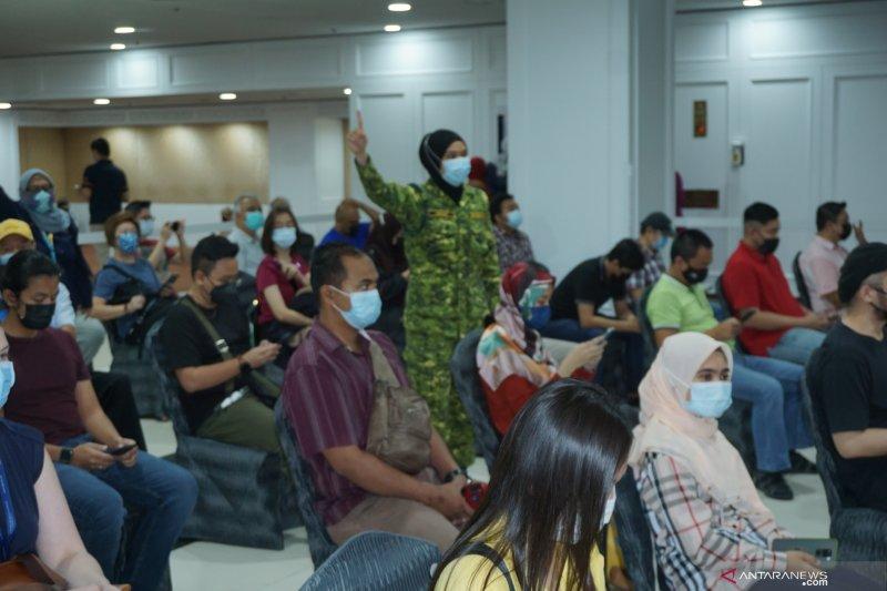 Vaksinasi AstraZeneca di Malaysia dimulai