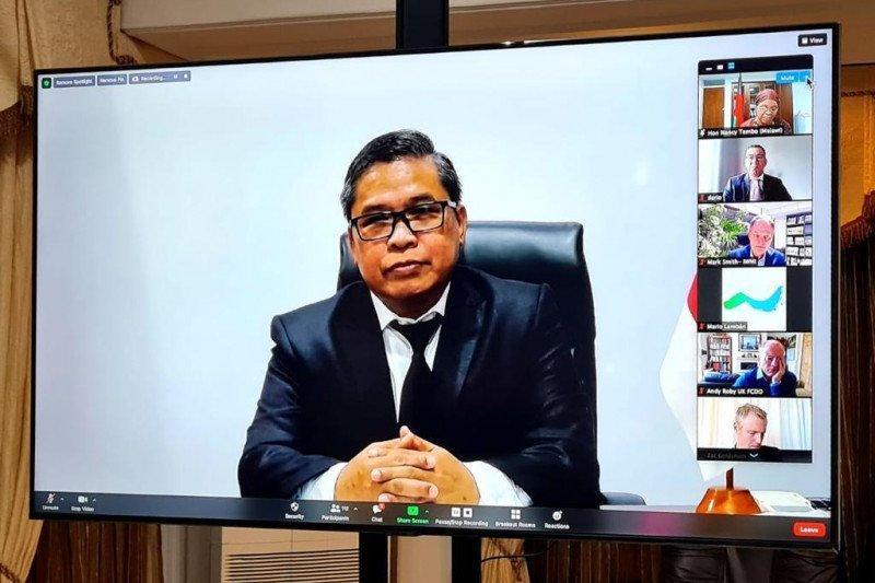 Indonesia bergabung dengan Koalisi Aksi Adaptasi global