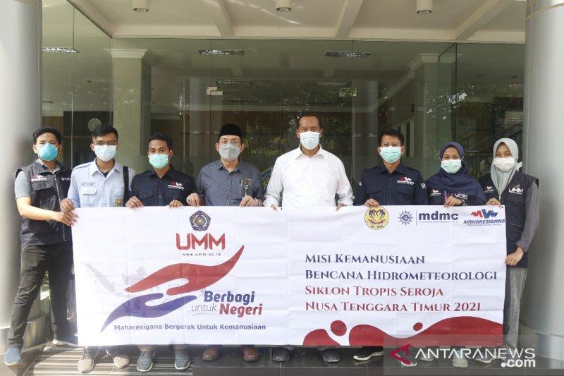 Maharesigana UMM tangani psikososial korban banjir NTT