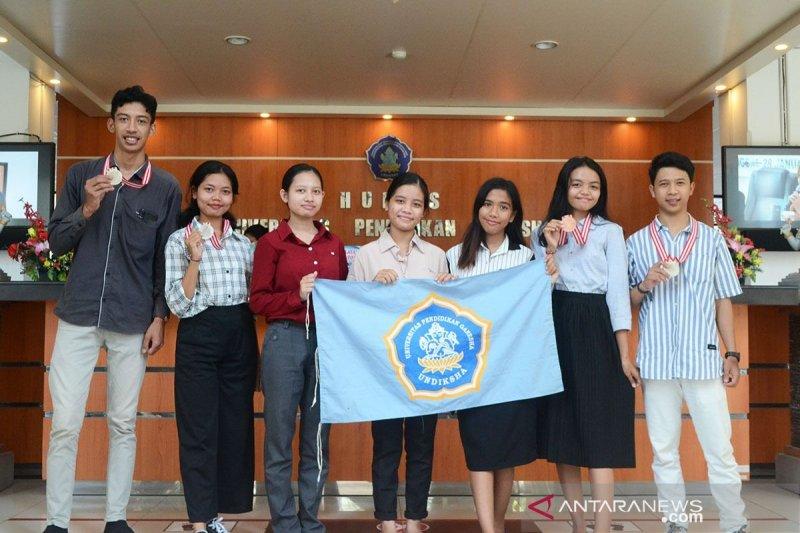 Undiksha Singaraja-Bali raih enam medali pada IPITEx 2021 di Bangkok