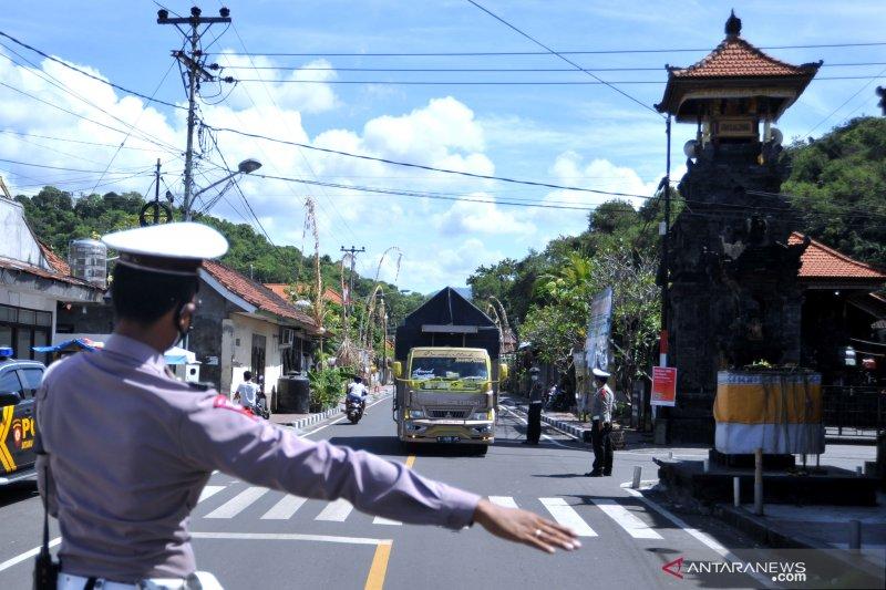 Larangan mudik dan sunyinya pariwisata Bali