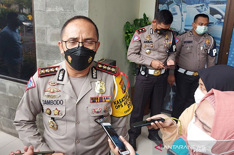 Polda Metro Jaya sekat akses Jakarta mulai Rabu tengah malam ini