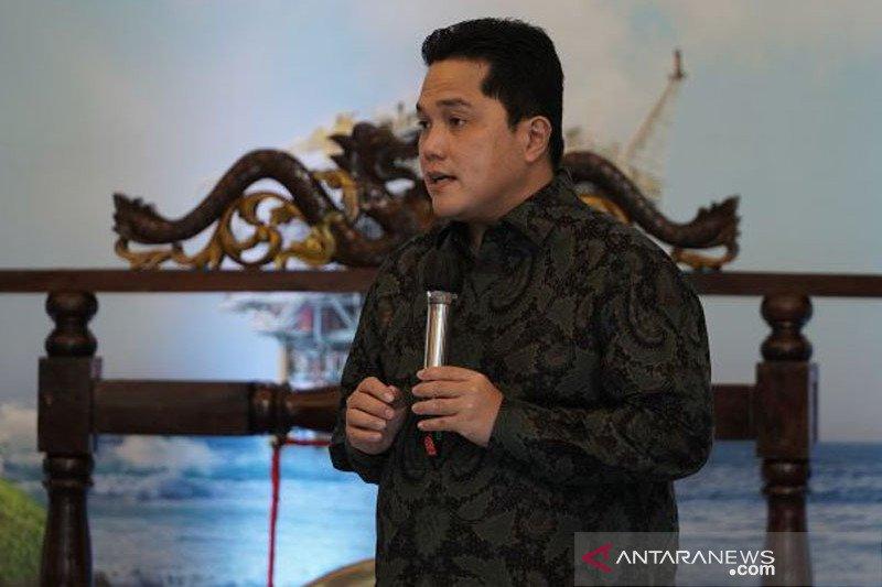 Erick Thohir: Ketahanan energi bagi Indonesia adalah sebuah keharusan