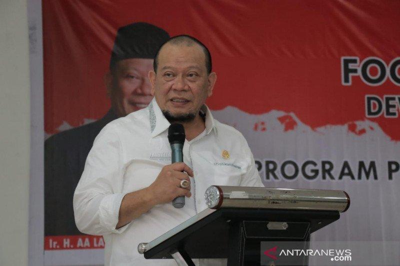 Ketua DPD imbau warga di zona merah Shalat Id di rumah