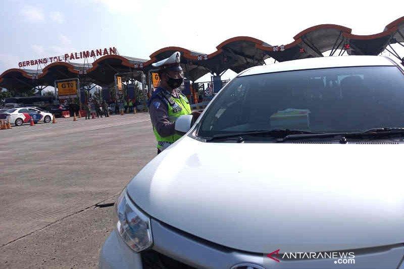 Sembilan pos penyekatan di Cirebon mulai beroperasi