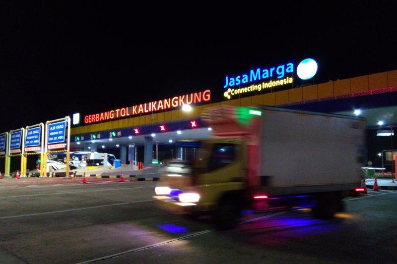 Pemudik masih bisa keluar masuk Semarang tanpa hambatan