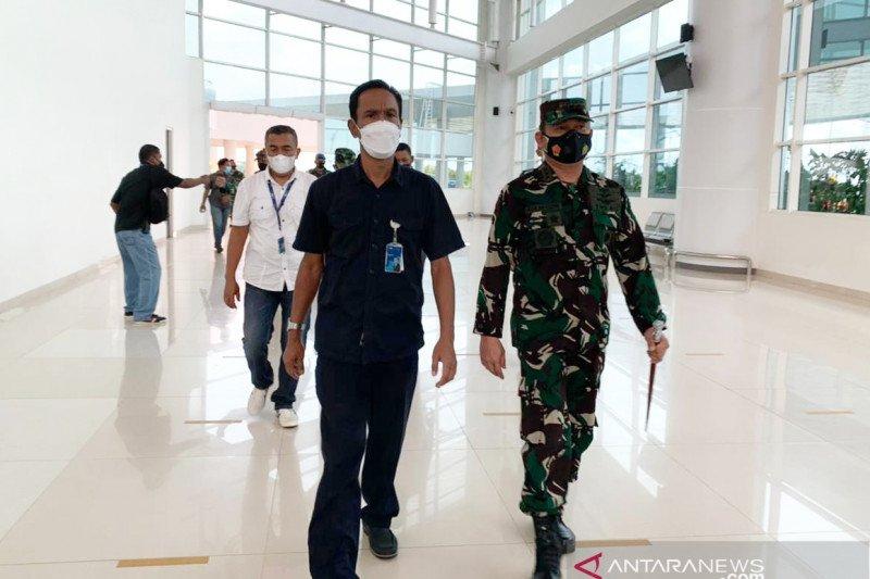 Jam operasional Bandara Syamsudin Noor dibatasi saat larangan mudik