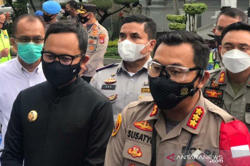 Polresta Bogor Kota siapkan 1.500 personil gabungan cegah pemudik