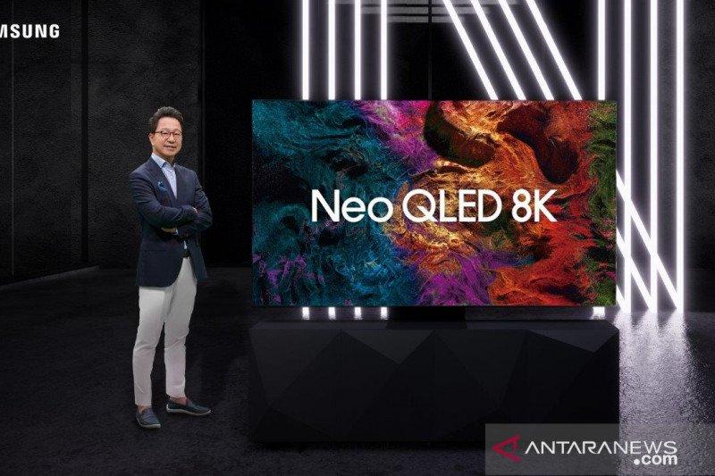 Samsung Neo QLED 8K TV meluncur di Indonesia, ini harganya