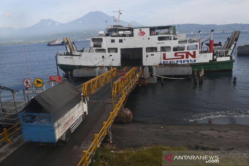 Pelabuhan Gilimanuk Bali mulai ditutup bagi pemudik