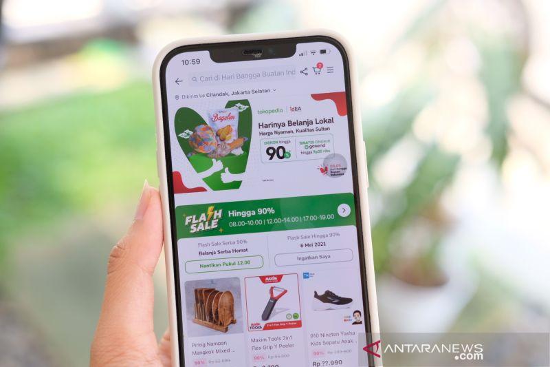 Hari Bangga Buatan Indonesia buat transaksi produk lokal naik