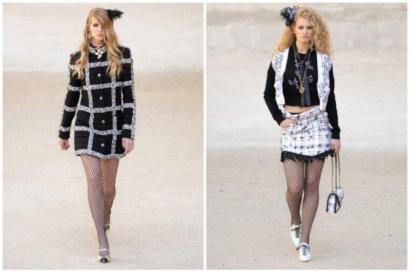 Chanel berencana gelar pagelaran busana fisik