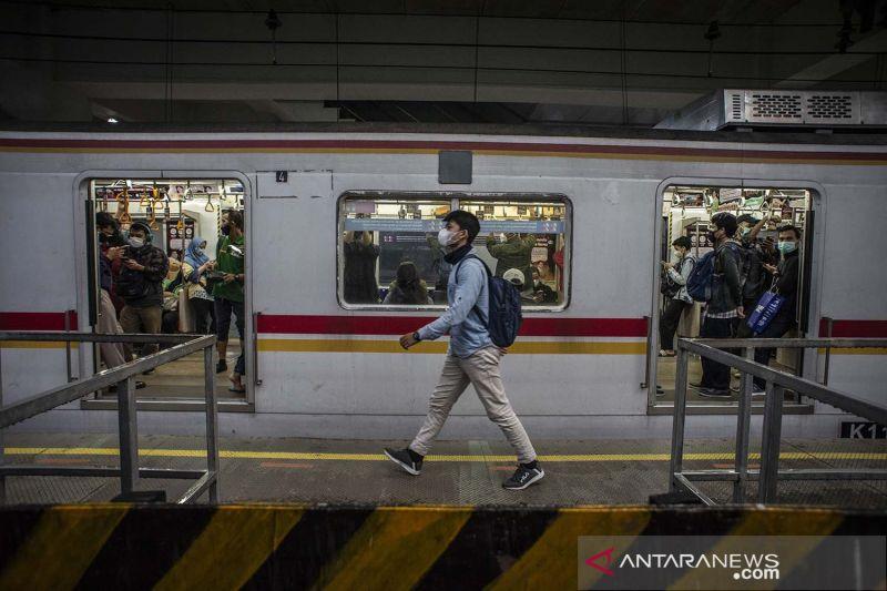 Perubahan jam operasional KRL Commuter Line Jabodetabek