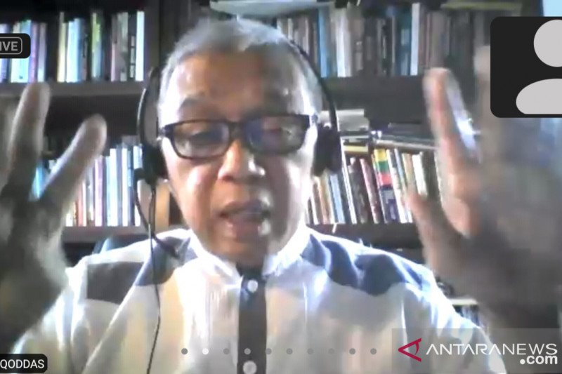Busyro Muqqodas : Revisi UU KPK upaya melumpuhkan lembaga antirasuah