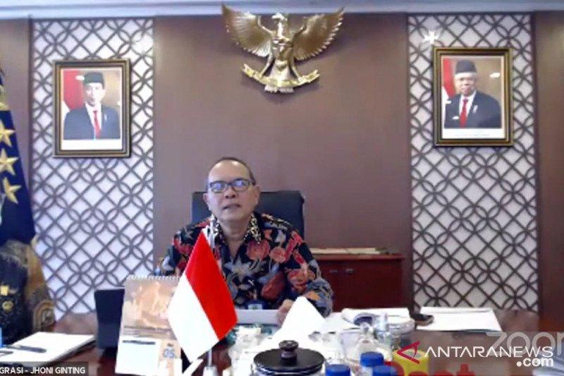 Kemenkumham: WNA masuk Indonesia hanya untuk kepentingan esensial