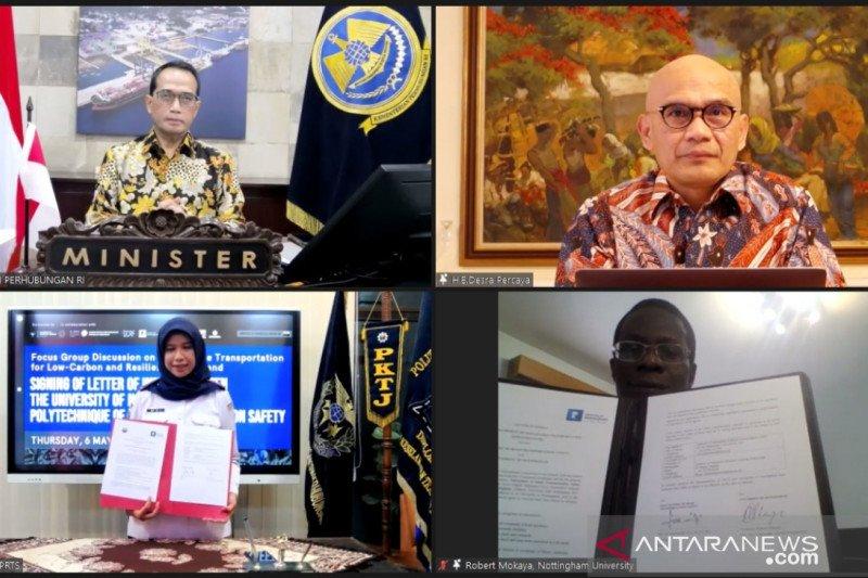 Indonesia, Inggris sepakati pengembangan potensi kendaraan listrik